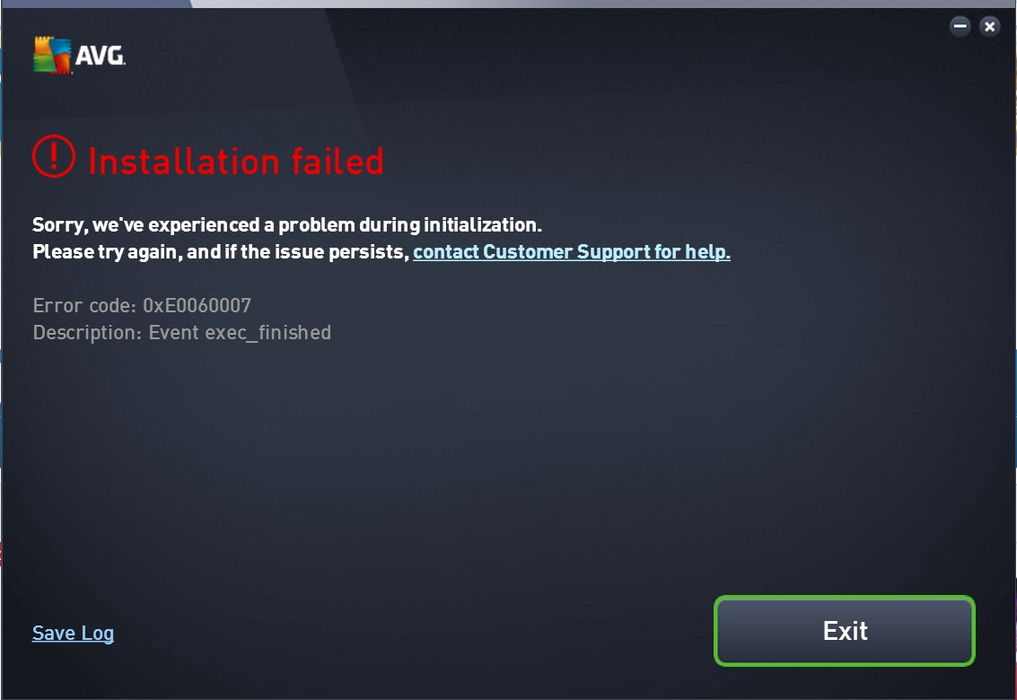 Avg Suddenly Does Not Recognize Valid Product Key There